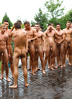 The 24 Boys Bareback 0rgy