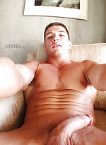 Ajay Laws shows his cock